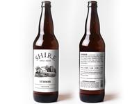 Shire Breu-Hous Label