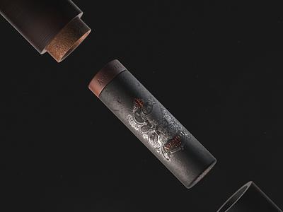 Askaneli Brothers packaging package wine bottle cinema 4d c4d42 3d product branding design