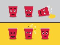 Solo Cup Emoji's