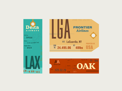 Luggage Tags 01