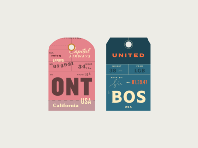 Luggage Tags 02