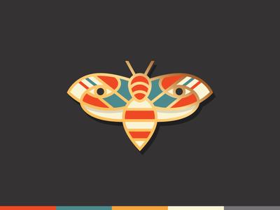 Bee Enamel Pin