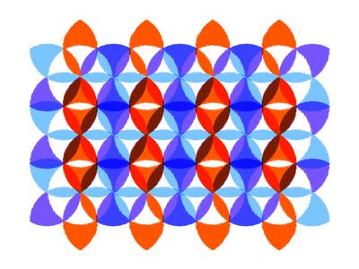 Centro Logo Pattern