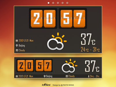 Weather Widget 3.0