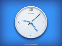 Clock - Iconfans Version