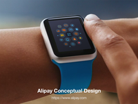 Alipay Conceptual Design