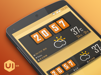 Weather Widget 3.0 - Second bomb