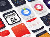 Alipay Apple Watch APP Conceptual Design
