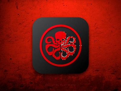 Hydra logo sketch source file