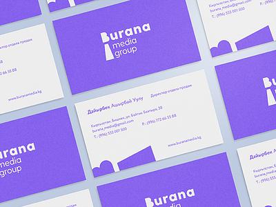 Burana media group identity branding style identity design towe burana corporatestyle game brand vector character logotype corporate mark identity illustration design