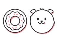 Donut Dog