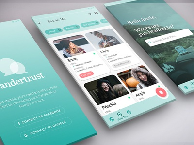 Wandertrust Android App