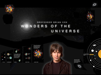 Wonders of the Universe brian cox bbc harper collins wonders of the universe