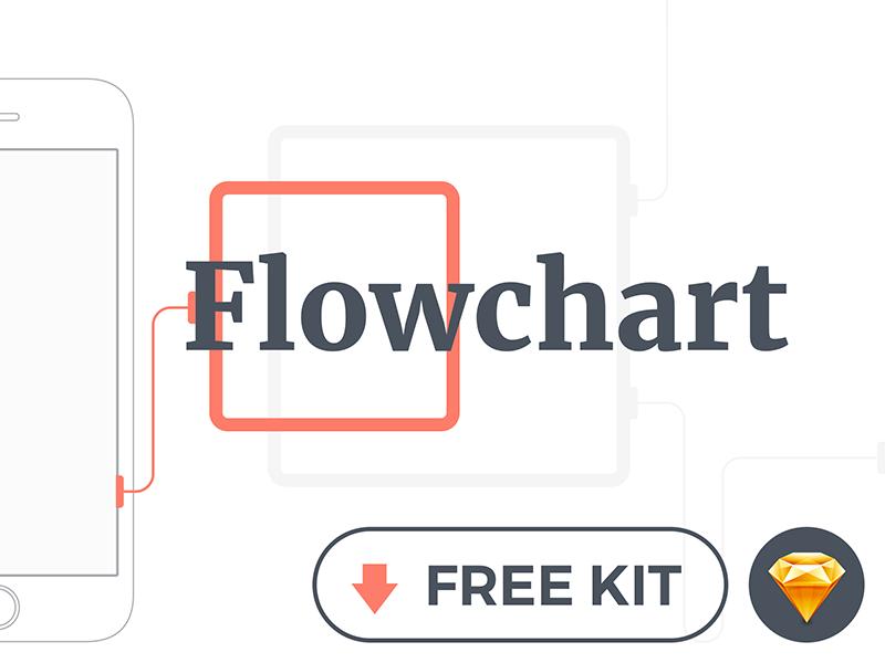 flowcharts by dmitry kurash dribbble dribbble