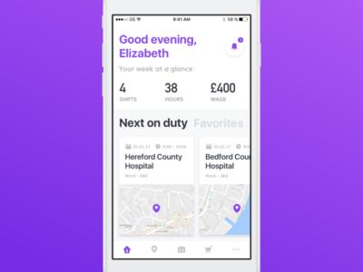 An app for nurses