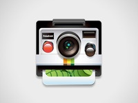 Polaroid Iocn