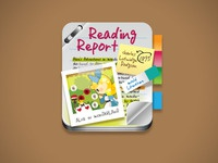 Reading Report icon