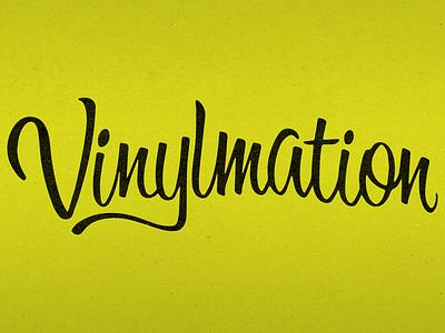 Vinylmation photoshop illustrator disney typography vinylmation calligraphy texture
