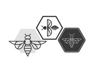 Bee Logomark Explorations