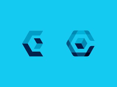 Unused Logo Marks design branding geometric abstract logomark mark logo
