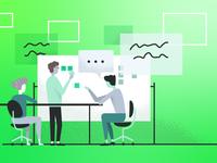 Wayfinding Meeting Process