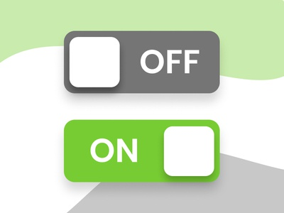 Daily UI #015 : On/Off Switch