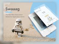 Swaaag, the app