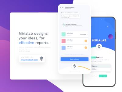 Join Mirialab Beta Tests