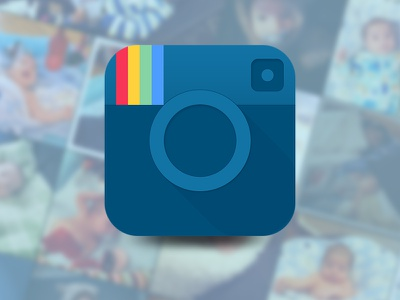 Instagram Icon icon ico ios ios7 iphone ipad app mac instagram photo camera