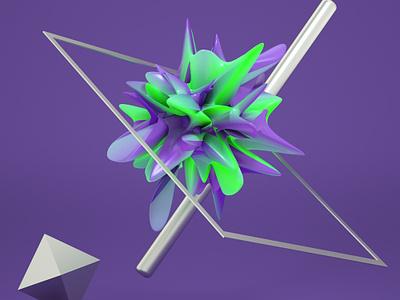 Magnet Fluid cinenam 4d