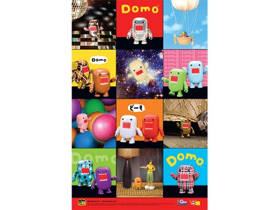 Domo marketing domo poster