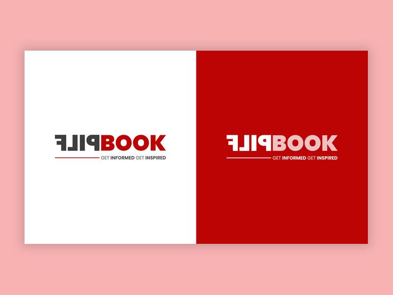 Flip logo concept typography vector logo design branding brand design logo design logo branding branding design brand