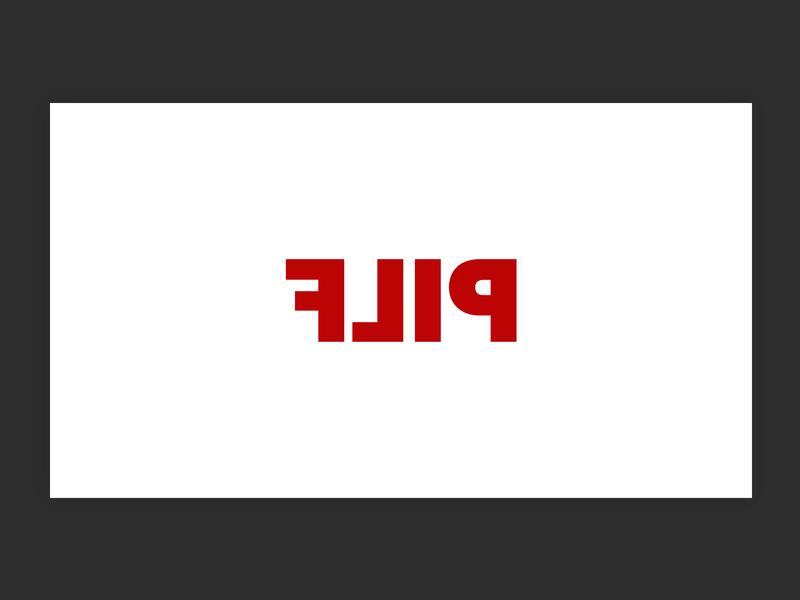 Flip Logo branding design brand logo design logo