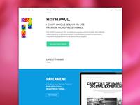 icypixels.com Redesign