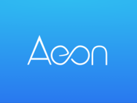 Aeon - The timeless portfolio experience case studies interface web infinite timeless builder website designer portfolio