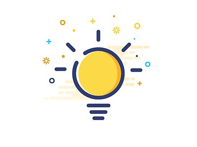 Light design icon mbe gui illustrator ui