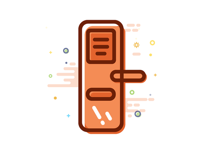lock lock design icon mbe gui illustrator ui