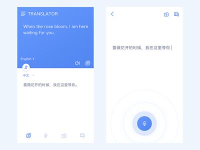 Translate Mobile App
