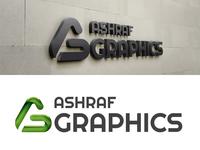 Ashraf Graphics Logo