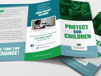 Mother Against Teen Violence Brochure