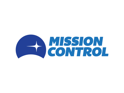 Mission Control Logo non-profit vector logo