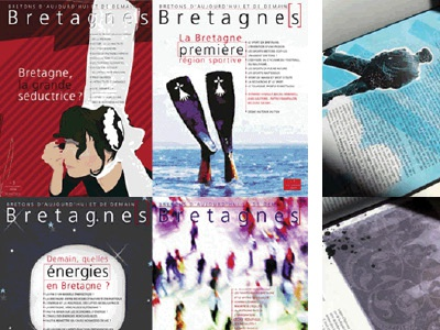 Bretagne[s] édition print magazine bretagne illustration