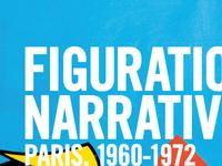 Figuration narrative, Paris 1960 - 1972