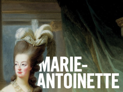 Marie-Antoinette versailles marie-antoinette rennes print paris grand palais exposition édition