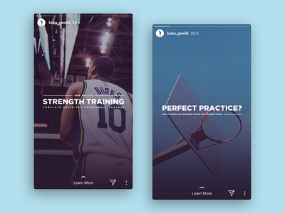 Instagram Stories Mockup social media instagram website design webdesign website web branding ui fitness sports
