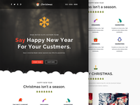 christmas - Responsive Email Newsletter