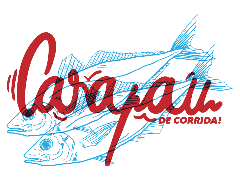 Carapau horse-mackerel surf peixe illustration ocean fish carapau de corrida carapau j.tito gouveia