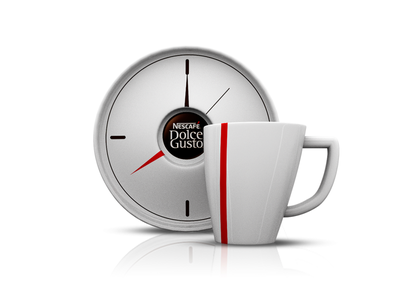 Pack Chavena (Coffee Cup) nescafé dolce gusto product buondi coffee cup coffee cup c4d package design packaging product design jtitogouveia graphic design j.tito gouveia