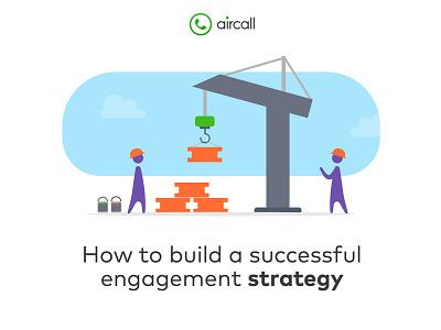 Presentation for aircall aircall strategy illustration presentation