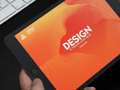 ADROIT GRAFIK - Rebrand  identity typography art design adroitgrafik ux ui flatdesign webdesign logo